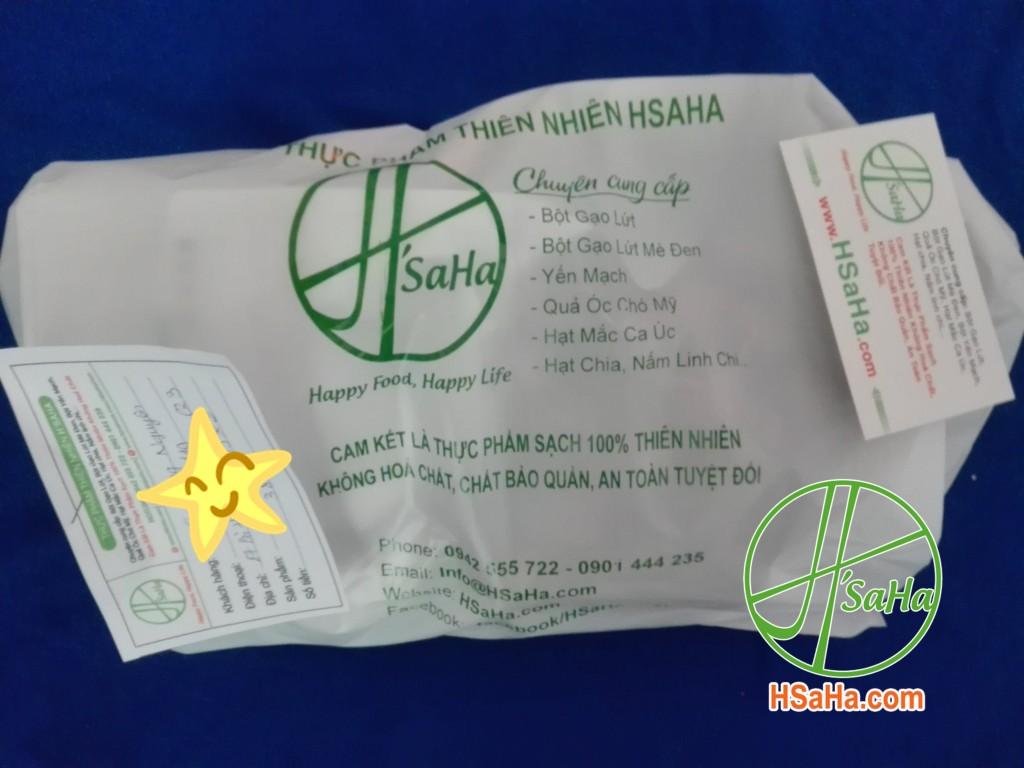 Giao 1 Kg Mắc Ca Úc Hsaha Đến Quận 3 Cho Chị Phương Nguyễn