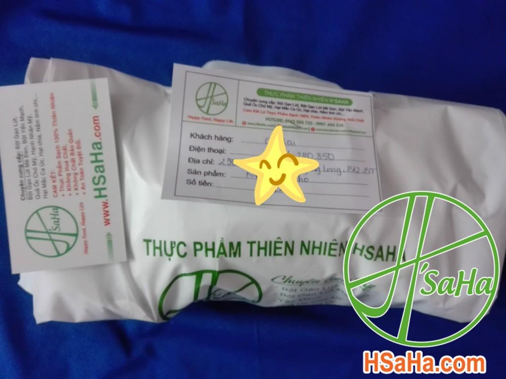 Giao 0,5 Kg Nhân Quả Óc Chó Mỹ Hsaha Đến Quận Bình Thạnh Cho Chị Mai