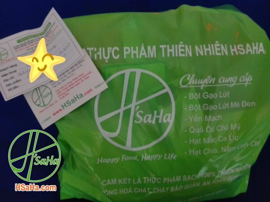 Giao 3 Kg Quả Óc Chó Mỹ Hsaha Đến Quận 10 Cho Chị Trang
