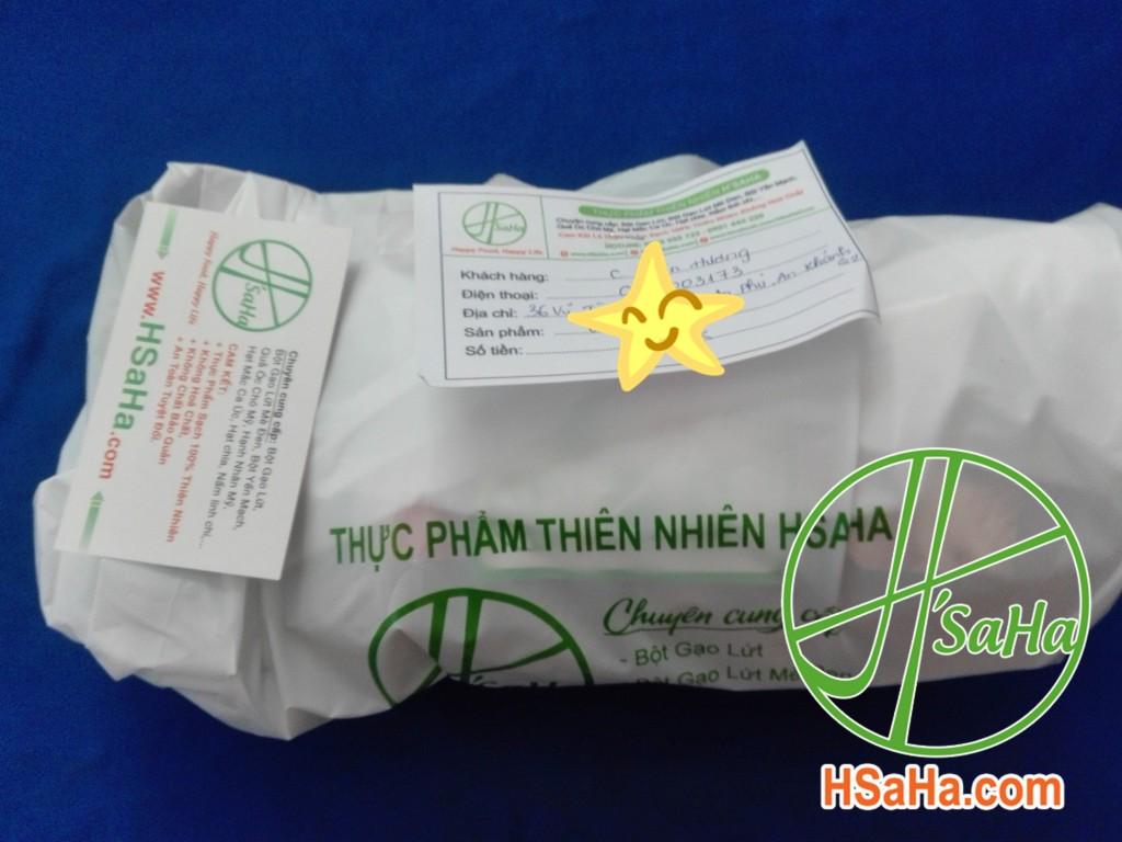 Giao 1 Kg Bột Lứt Hsaha Đến Quận 4 Cho Anh Tuấn