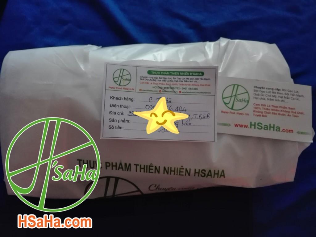 Giao 2 Bịch Cốm Rong Biển Hsaha Đến Quận Tân Bình Cho Chị Ngọc Thuần
