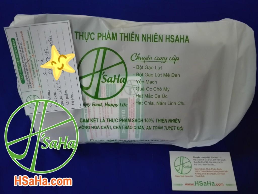 Giao 1 Kg Quả Óc Chó Mỹ Hsaha Và Kiềm Tách Vỏ Đến Quận Bình Tân Cho Chị Trúc